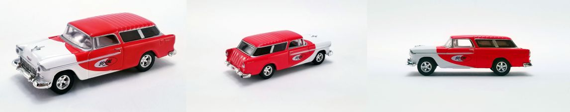 #GL-51340 - Acme Trading Company - 1:64 - 1955 Chevrolet Bel Air Nomad (So-Cal Speed Shop) - (Acme Exclusive)